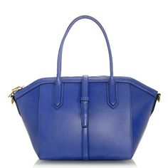 Tartine satchel - on sale this week for 175$  from $350!!!!! (30 percent off already sale).  just right size, bright blue leather.  Serious serious desire.