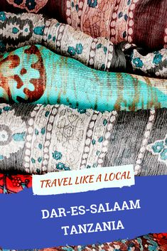 Dar es Salaam: Karibu to a vibrant Tanzanian city - Sustainable travel Africa Destinations, Dar Es Salaam, Arusha, Cultural Experience, African Countries, Like A Local, African Safari, Travel Memories, East Africa