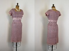 Hey, I found this really awesome Etsy listing at http://www.etsy.com/listing/123932826/1950s-dress-vintage-50s-dress-chantilly
