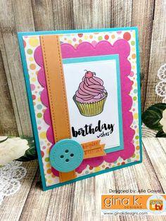 Sweet Thing - Gina K Designs