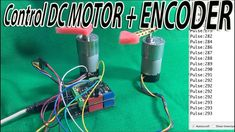 Control DC MOTOR + Encoder with DC Motor Shield for Arduino - DFRobot Arduino Programming, Programming Tutorial, Science And Technology, Electrical Wiring, Fashion Models, Electronics, Youtube, Models, Fashion