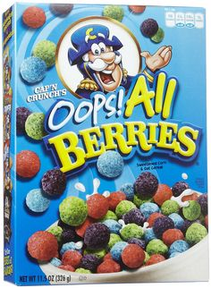 All Berries Cereal
