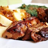Czech Recipes, Pork Tenderloin Recipes, Paleo, Food And Drink, Beef, Meals, Chicken, Cooking, Chef Recipes