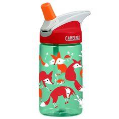 Camelbak Camelbak Kids Bottle (Foxes) @ http://www.realbabyinc.com