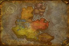 WoW - Outlands