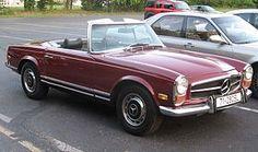 Mercedes-Benz 230SL – 1963