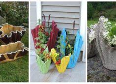 Nápady a Tipy Cement, Shag Rug, Outdoor Structures, Decor, Gardening, Calla Lilies, Shaggy Rug, Decoration, Lawn And Garden