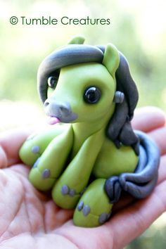 Hey, I found this really awesome Etsy listing at https://www.etsy.com/listing/201544744/frankenpony-tumble-creature-limited