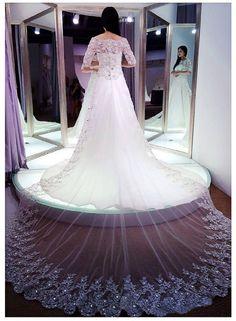 1000 Images About WEDDING GOWN Gaun Pengantin Import MURAH On Pinterest