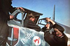 """Messerschmitt Bf 109 G-2 """"white 5 """" Gerhard """"Gerd"""" Barkhorn"""