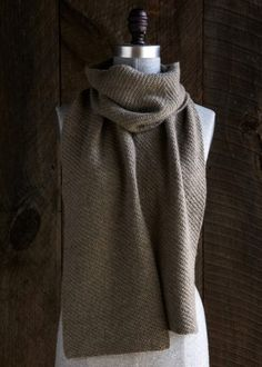 Shifting Angles Scarf | Purl Soho