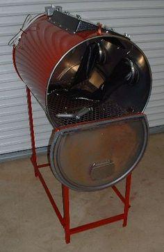 The Barrel Blaster Door