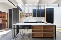 Carlton Cloister / MRTN Architects