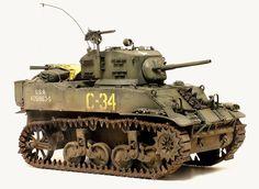 M5 Stuart | 1:35 scale