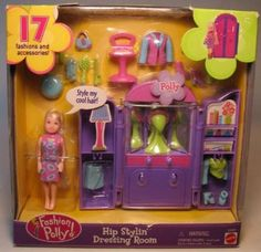 Dolls Other Dolls Frugal Polly Pocket Party Surprise Shani Doll Wrap N Go Box Mattel 2005 Nib The Latest Fashion