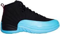 7aaa445b07b262 Air Jordan 12 Retro (GS) GammaBlue 153265 027 size 3.5y Jordans Sneakers