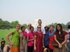 Yoga Teacher Training in Rishikesh. www.sachinyoga.com Sachin Yoga Center - Student on Tour -1