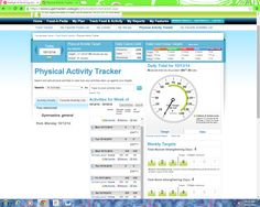physical activity week five