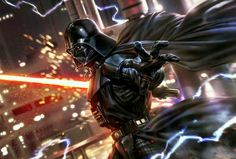 """Lord Vader """"Power Of The Darkside"""""""