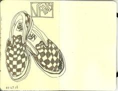 classic checkerboard / 7.27.13