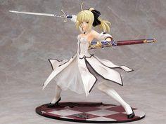 Fate/Unlimited Codes - Saber Lily - 1/7 - Golden Caliburn Figure