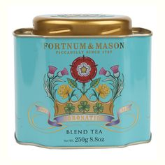 fortnum and mason tea - thank goodness this tea is in a tin and I was able to buy it to bring it home and enjoy.