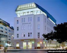 Le Courrier de l'Architecte | Vienne : quatre surélévations par Heinz Lutter