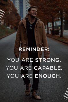 Just breathe. You're capable of many wonderful things, believe in yourself! Sleep Quality, You Are Enough, Just Breathe, You Are Strong, Natural Solutions, Happy People, Wonderful Things, Monday Motivation, Believe In You