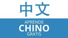 ¡Aprende Chino gratis!