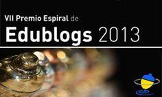 Premio Espiral de Edublogs 2013