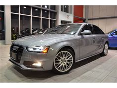 2015 Audi A4 2.0T Komfort 1 Owner With Only 44.124 km! – Oakville
