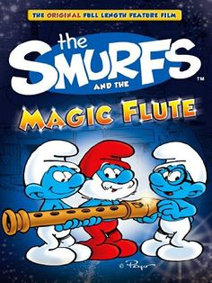 The Smurfs and the Magic Flute Amazon Instant Video ~ Georges Atlas…
