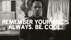 just started watching Justified. Boyd Crowder's already my favorite
