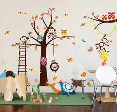 Çocuk odası dekorasyonu - Ev Dekorasyon Fikirleri
