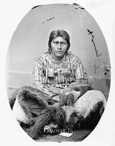 Ne-Sha-Re-Ru-Re-Ra Hi-Kute (The Brave Chief) - Pawnee - 1858   Ki-Ni-I-Ka (Buffalo Bull) - Pawnee - 1858   La-Hic-Ta-Ha-La-Sha (Pipe Chief) - Pawnee - 1858   Peta-La-Sha-Ra II (Man Chief) - Pawnee -