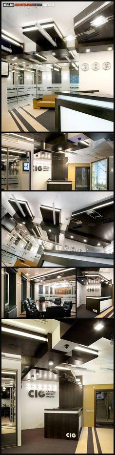 интерьер офиса, новосибирск, современный стиль, хай-тек, high-tech, стеклянные перегородки, каленое стекло, ковровое покрытие, акриловый камень, интерьер-студия