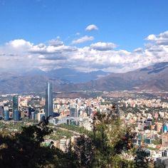 Santiago – Chile   Uma Viagem Diferente