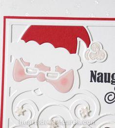 Heart's Delight Cards: Greetings From Santa - Holiday Sneak Peek