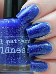 Accio Lacquer: Nail Pattern Boldness Bigger on the Inside