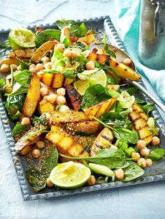 Ein Salat zum Niederknien!