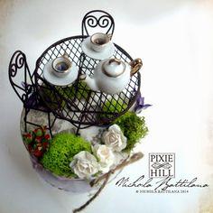 A fairy tea party - Nichola Battilana