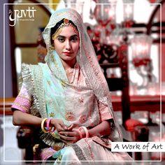 Our collection of Poshak's are a reflection of India's Tradition and spectacular workmanship.  #weddingAttire #IndianClothing #Ethnic #IndianWedding #Rajputana #Rajput #Poshak #Ethereal #Bespoke #Art #Tradition #Yuvti