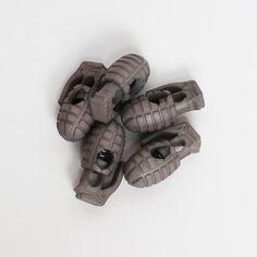 Grenade Lace Stoppers Grau |  | Artikelnummer: 1613