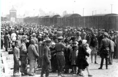 Selections for the gas chamber at Auschwitz-Birkenau - stories told by survivors