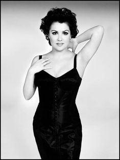Anna Netrebko: By far my favorite opera star, and she's so beautiful!