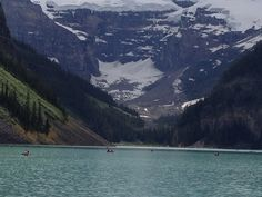 Lake Louise, BC, Canada Globe, Canada, River, Mountains, Heart, Places, Nature, Outdoor, Outdoors
