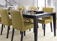 Dining Tables: Dining Room Table Shopping | Crate And Barrel