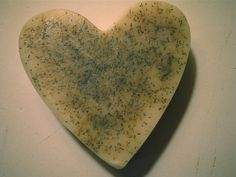 Chamomile lavender heart Soaps, Dog Tags, Dog Tag Necklace, Lavender, Heart, Jewelry, Hand Soaps, Jewellery Making, Jewerly