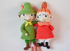 Snufkin doll pattern by Kamila Krawka Krawczyk