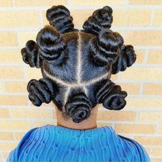 50 Cute Natural Hairstyles for Afro-textured Hair [post_tags Bantu Knot Hairstyles, Dope Hairstyles, African Braids Hairstyles, Protective Hairstyles, Protective Styles, Hairstyles Pictures, Black Hairstyles, Pelo Natural, Natural Hair Care